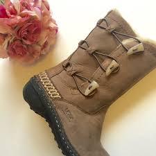 womens ugg kona boots 68 ugg shoes ugg kona toast boots htf from athena s
