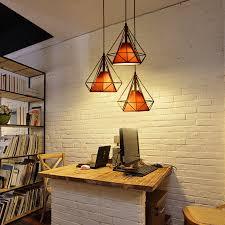 Industrial Pendant Light Aliexpress Com Buy Vintage Industrial Pendant Light E27 Edison
