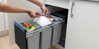 Kitchen Recycling Bins For Cabinets What Size Recycling Bin Is Best For Your Household Guide