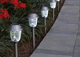 home depot solar outdoor lights 74385 loffel co