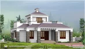 luxury house plans one story single floor home stair room kerala design building plans online