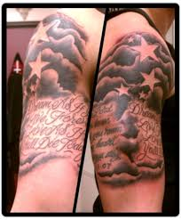 beautiful cloud tattoo design quotes cloud tattoo design for men