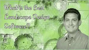what is the best landscape design software youtube