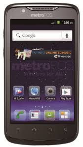 prepaid android phones zte anthem 4g lte prepaid android phone metropcs