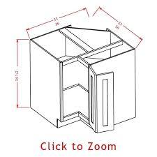 36 inch corner cabinet dimensions of a corner sink base cabinet kitchen corner cabinet