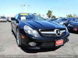 mercedes sl class for sale used mercedes sl class for sale in sacramento ca edmunds