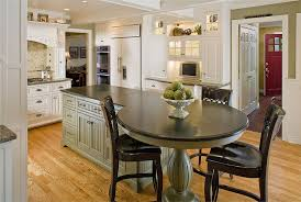 Pedestal Kitchen Table And Chairs - black round pedestal kitchen table with wooden floor kitchen