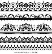 Indian Art Tattoo Designs Best 25 Indian Henna Designs Ideas On Pinterest Indian Henna