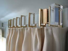 Easy Curtain Rods Stylish Diy Curtain Rods Ideas On Budget