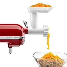 Used Kitchen Aid Mixer by Meat Grinder For Kitchenaid Mixer Ebay