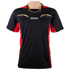 joola table tennis clothing 2017 joola table tennis clothes for men and women clothing t shirt