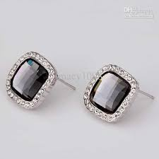 nickel earrings 2018 chic earrings expensive jewelry 18krgp nickel free