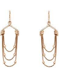 diamond earrings on sale stephen webster draped diamond earrings gold women jewellery