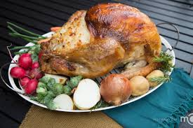 Recipes For Roast Turkey Thanksgiving Easiest Roasted Turkey Recipe Mom U0027s Dish
