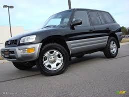jeep models 2000 black 2000 toyota rav4 standard rav4 model exterior photo