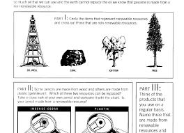 lesson plan what are renewable resources pencils com