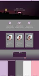 Color Combinations For Website How To Apply Color Palettes To Your Divi Website 20 Examples