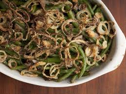 not your s green bean casserole recipe alton brown food