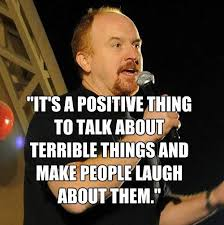 Louis Ck Meme - louis ck on laughing at terrible things comedy pinterest