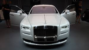 rolls royce concept car interior 2016 rolls royce ghost series ii exterior and interior iaa