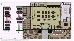 resturant floor plan restaurant floor plans with dimensions youtube