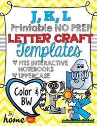 36 best preschool letter craft templates images on pinterest