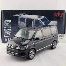 volkswagen multivan 2017 nzg 1 18 volkswagen t6 multivan highline minibus 2017 diecast