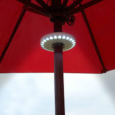 Patio Umbrella Lights Led Powerful Led Patio Umbrella Lights Walmart