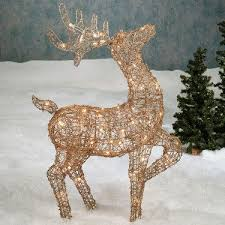 Christmas Outdoor Decorations Target by 31 Best Christmas Deer Ideas Images On Pinterest Christmas