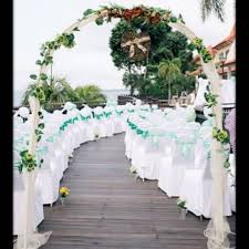 wedding arch ladder wedding arch for rent design craft on carousell