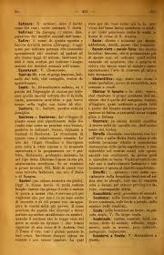 dizionario moderno supplemento ai dizionari italiani alfredo