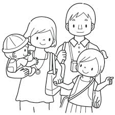 articles with family fun pack coloring pages tag family color pages