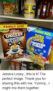 Frosted Flakes Meme - best pla family size new rellugg chocolate frosted flakes char