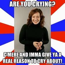 passive aggressive puertorrican mom know your meme