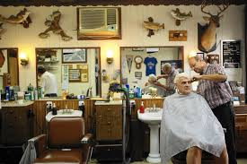 for 40 years hometown barber shop has called barrington home