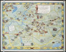 Map Of Kohler Wisconsin by A Scott Map Of Concord Massachusetts Quam Firma Res Concordia
