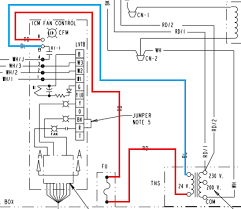 wiring help with c wire on american standard air handler home