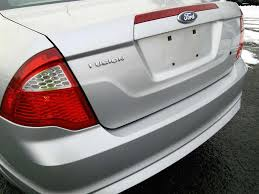 2011 ford fusion tail light 2011 ford fusion hartford ct 06114 property room
