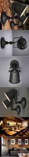 Industrial Guard Sconce by Best 25 Industrial Wall Sconces Ideas On Pinterest Wall Lights
