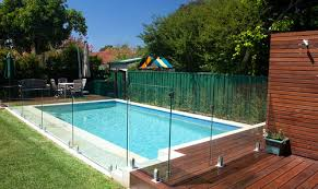 glass fence guide the pros cons of glass fencing install it