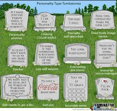 Type Memes - rmx personality type tombstones by darkdash meme center