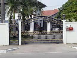 simple wood fence gate designs