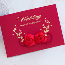 Tombstone Invitation Cards Online Buy Wholesale Roses Invitation Cards From China Roses