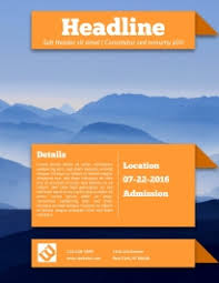 11 free event flyer templates u0026 examples lucidpress