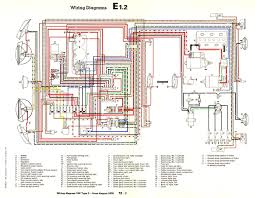 vw van wiring diagram volkswagen wiring diagram schematic