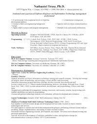 Network Engineer Sample Resume by Entry Level Software Engineer Resume Samples Vinodomia