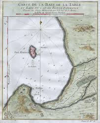 Cape Of Good Hope On World Map by File 1764 Bellin Map Of Cape Town Cape Of Good Hope