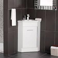 Bathroom Corner Sink Unit Best 25 Corner Vanity Unit Ideas On Pinterest Corner Sink Unit