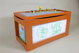 Build A Toy Box by The Weekly Plan Woodworkers Against Cancer Toy Box Build Tom U0027s