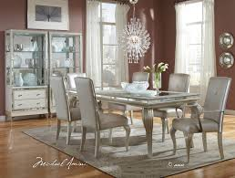 michael amini dining room hollywood loft dining room set by michael amini jane seymour